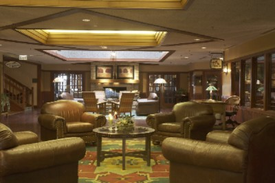 The Lobby At Eagle Ridge Provides An Ambiance Of Warmth And Elegance Throughout. 8 of 9