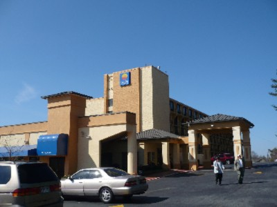 Image of Comfort Inn & Suites Airport Camp Creek