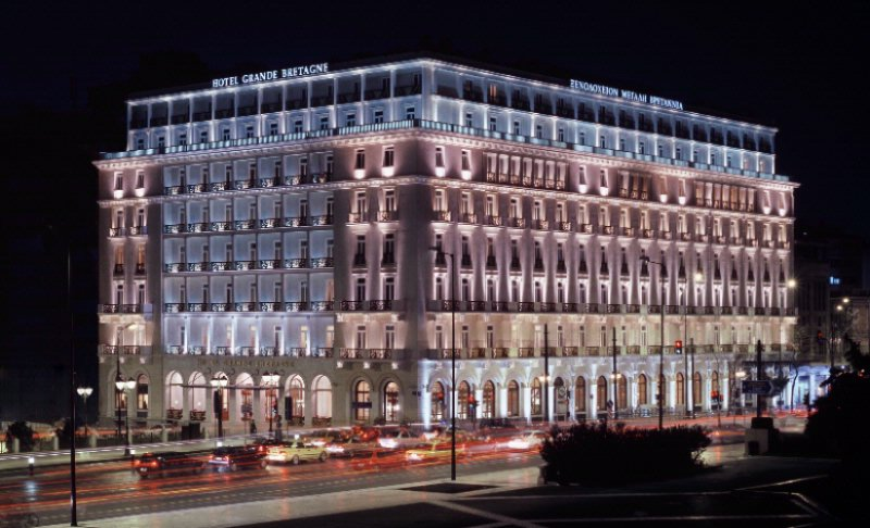 Hotel Grande Bretagne a Luxury Collection Hotel Athens 1 of 13