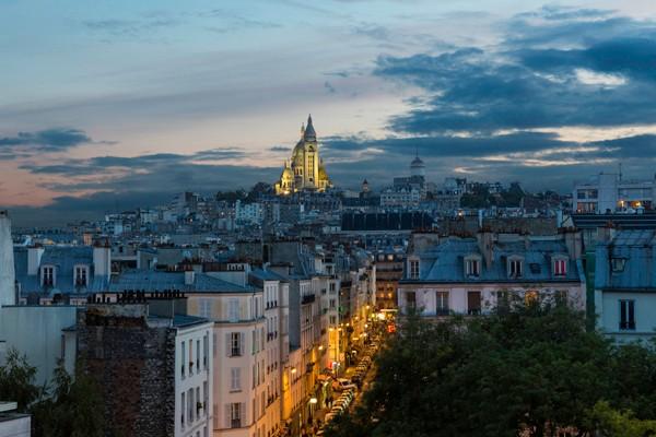 Best Western Plus Hotel Le 18 51 Rue Letort Paris 75018