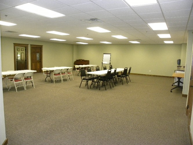 Lower Level Meeting Room 8 of 12