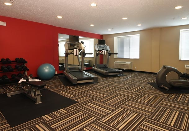On Site Fitness Room 12 of 13