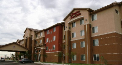 Hampton Inn & Suites Bakersfield North Airport 1 of 12