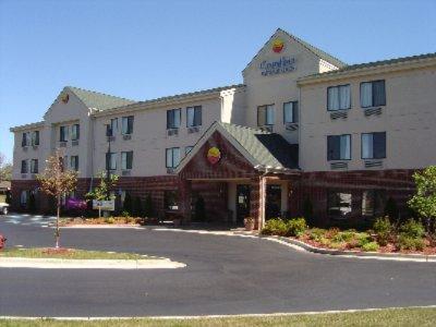 Comfort Inn Suites University Of Michigan 3501 South State Ann Arbor Mi 48108