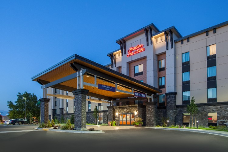 Hampton Inn & Suites Pasco / Tri Cities 1 of 16