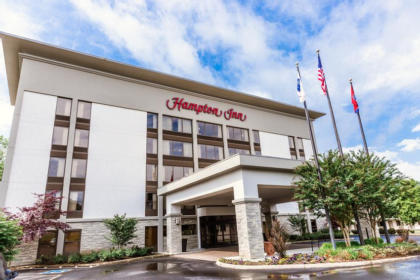 Hampton Inn Oak Ridge Tn 1 of 10
