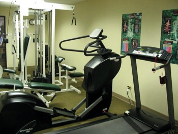 Extended Fitness Area 8 of 12