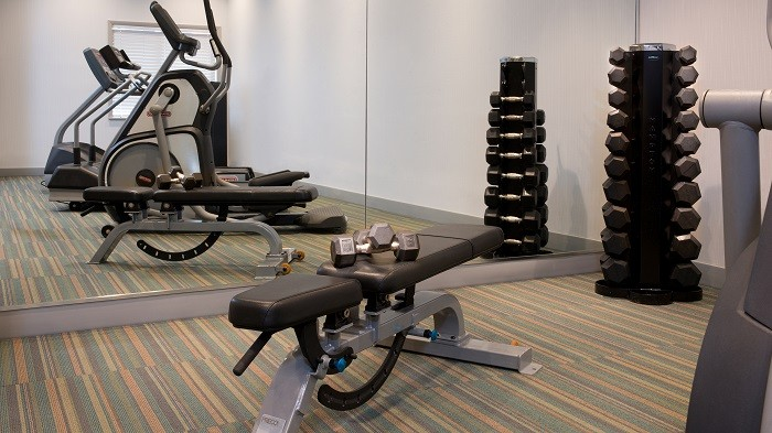 Newly Renovated Fitness Center 14 of 24