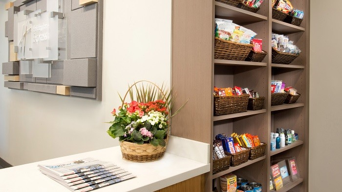 Pantry At Front Desk 17 of 24
