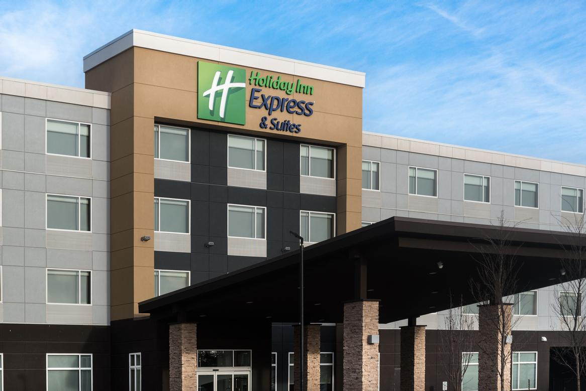 Holiday Inn Express & Suites West Edmonton 1 of 15