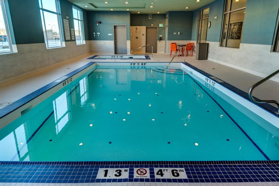 Candlewood West Edmonton Pool And Hot Tub 7 of 15