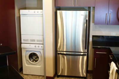 Washer And Dryer In One Bedroom Suite 7 of 10