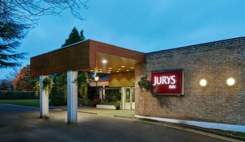 Jurys Inn Cheltenham 1 of 18