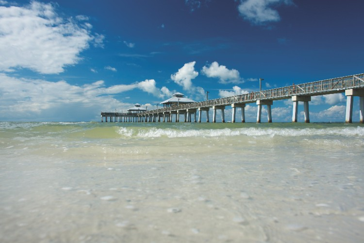 Fort Myer\'s Beach Pier Is Located Just A Short Walk From Pierview Hotel 3 of 13