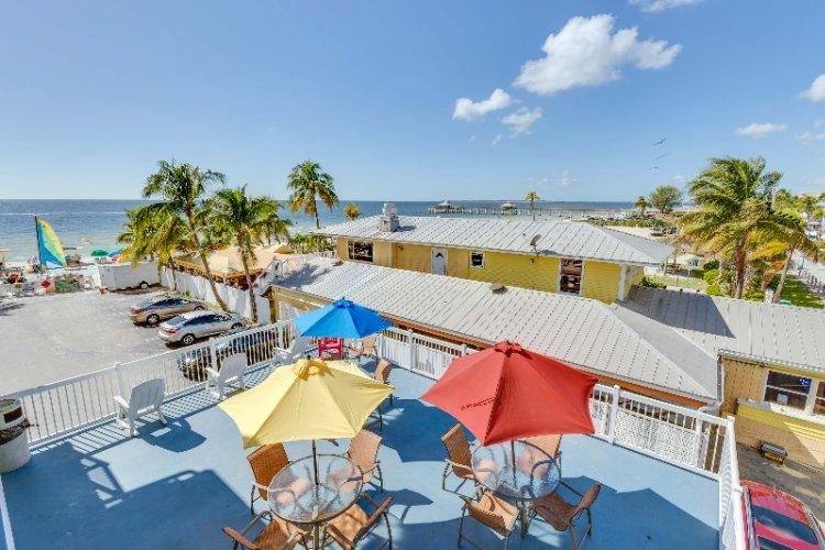 Relax On The Sun Deck And Enjoy The View Of Fort Myers 6 of 13