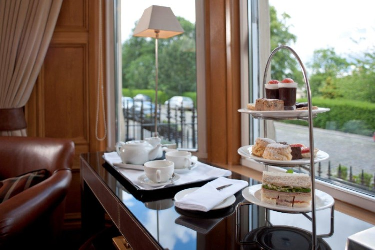 Afternoon Tea In The Lounge 28 of 31