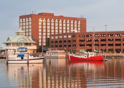 Image of Crowne Plaza Hampton Marina