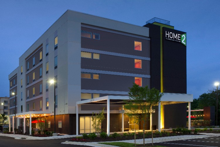 Home2 Suites By Hilton Arundel Mills BWI Airport 7545 Teague Rd. Hanover MD  21076