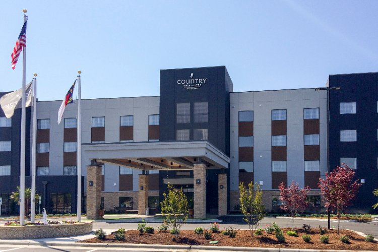 Country Inn Suites Smithfield 250 North Equity Dr Nc 27577