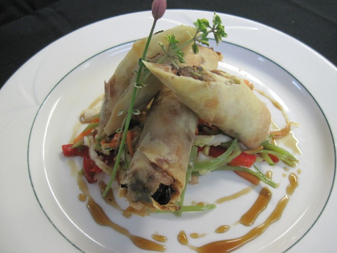 Duck Confit Spring Rolls 21 of 26