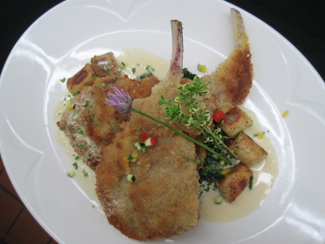Panko Crusted Lamb Shank 23 of 26