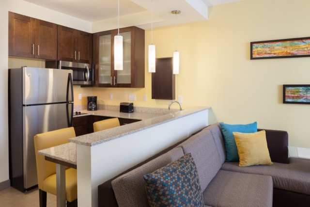 Fully Equipped Kitchens And Sleeper Sofas In Every Suite 5 of 20