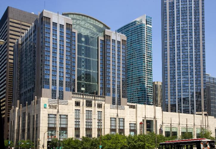 Embassy Suites Chicago Downtown Magnificent Mile 1 of 17