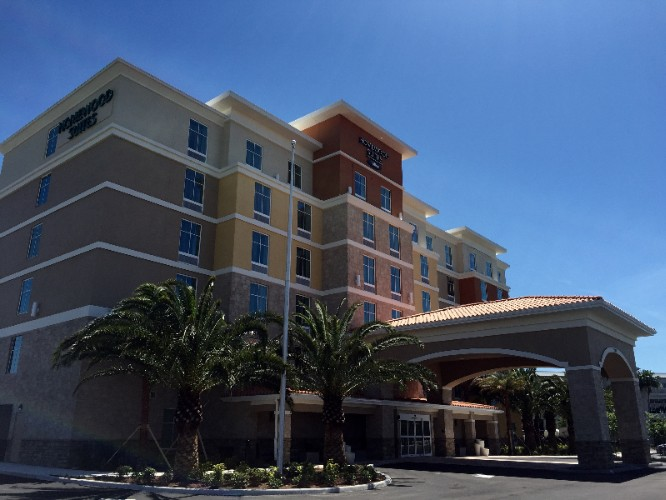 Homewood Suites Cape Canaveral 2 of 2
