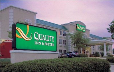 Quality Inn & Suites: Your Home Away From Home! 11 of 12