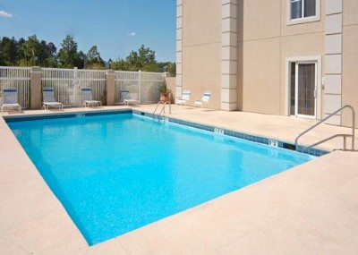 Soak Up The Sun At Our Seasonal Outdoor Pool 6 of 12