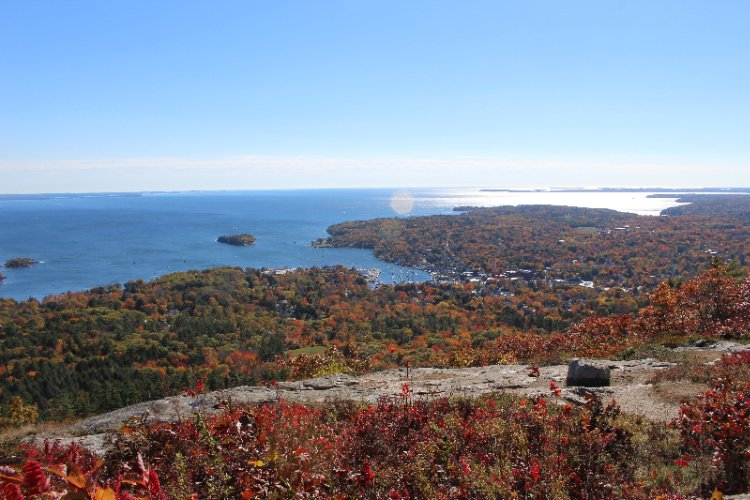 From The Top Of Mount Battie 9 of 9