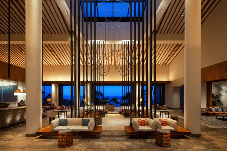 Andaz Maui At Wailea Resort Arrival Lounge 3 of 10