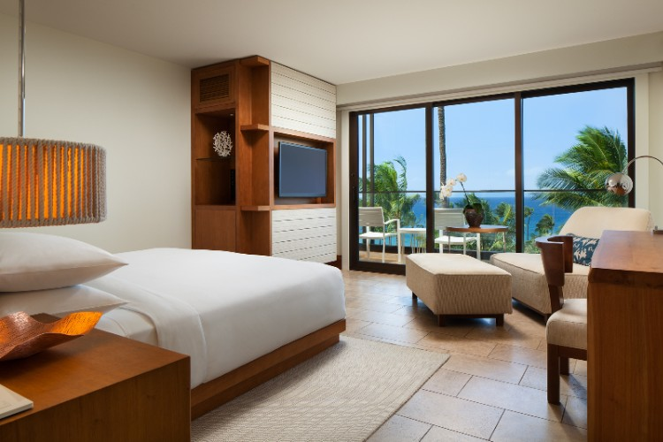 Andaz Maui Ocean View King Room 4 of 10