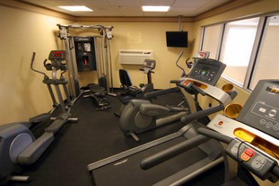 Fitness Center Feat Life Fitness Equipment 10 of 14
