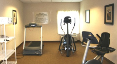 On-Site Fitness Center 6 of 10