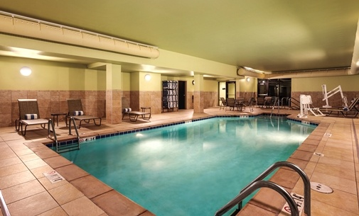 Indoor Swimming Pool And Hot Tub 15 of 16