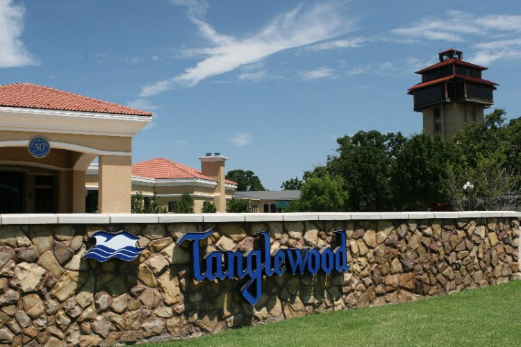 Tanglewood Resort Conference Center 290 Circle Pottsboro Tx 75076