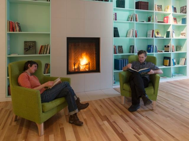 Fogo Island Inn Library 6 of 10