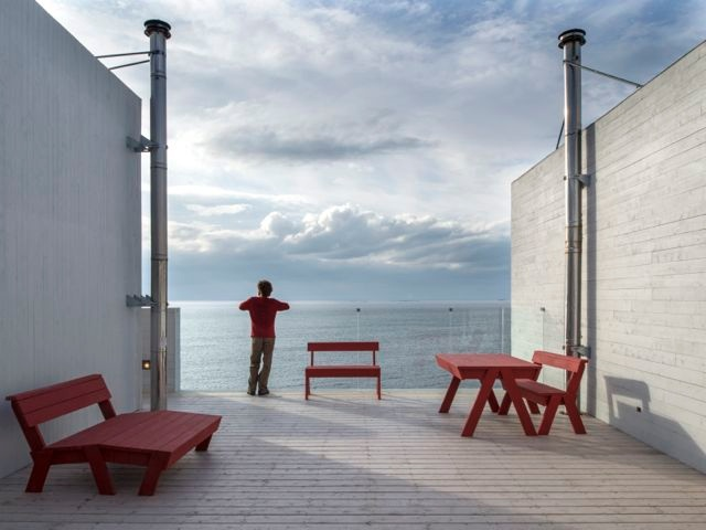 Fogo Island Inn Deck 7 of 10