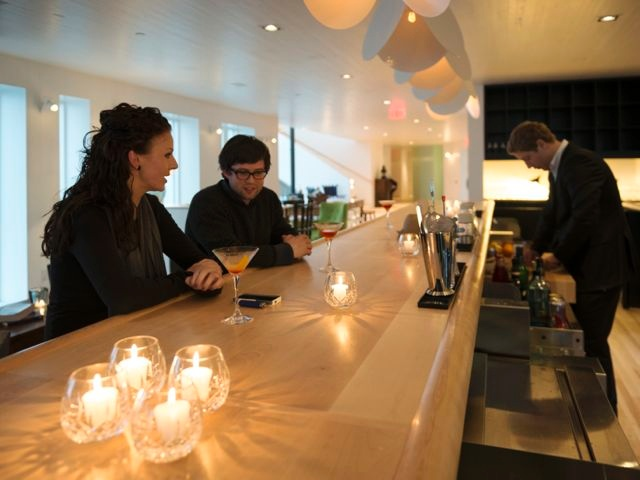 Fogo Island Inn Bar 8 of 10