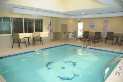 Take An Evening Swin In Our Indoor Pool 8 of 11