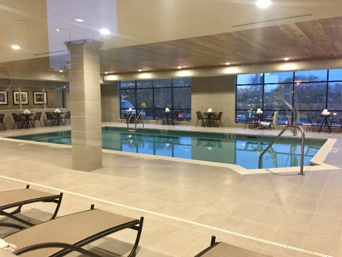 Heated Indoor Pool 9 of 12