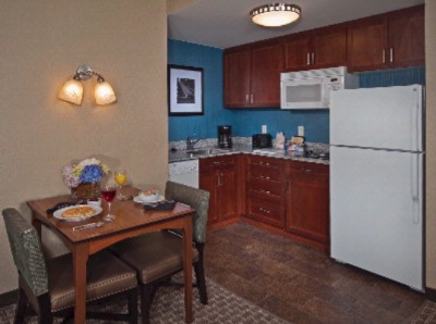 One Bedroom Suite Kitchen 9 of 14