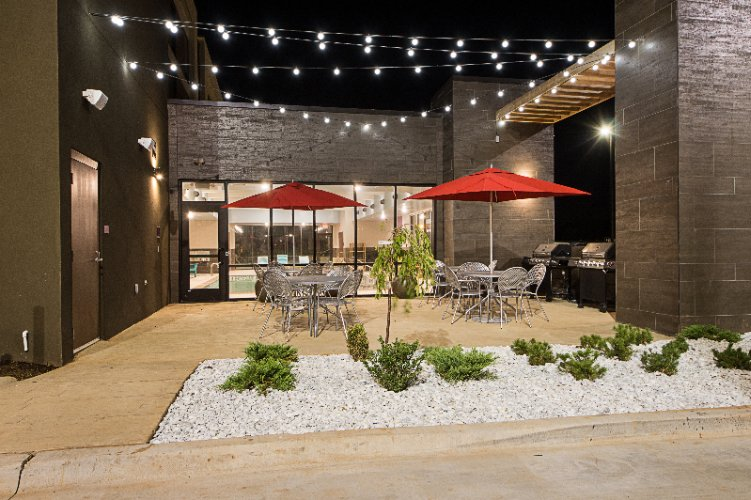 Patio With Grills 5 of 9
