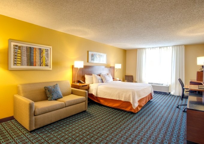 Executive King Guest Room 9 of 13