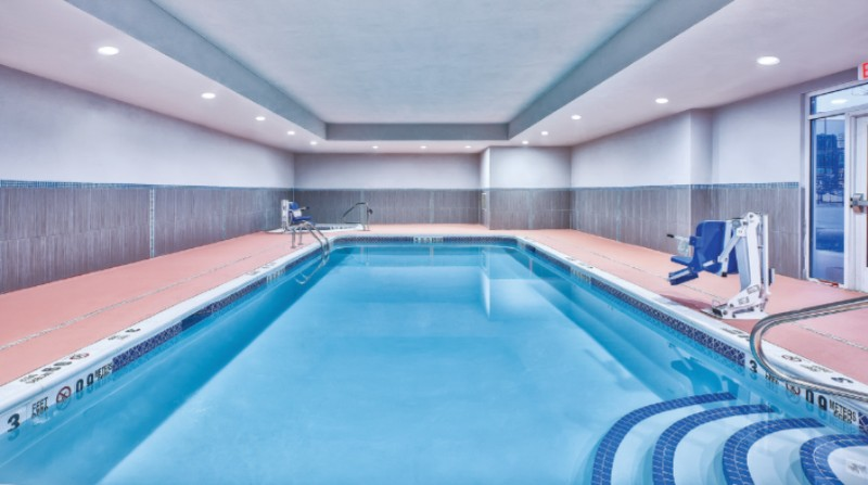 Indoor Salt Water Pool 9 of 10