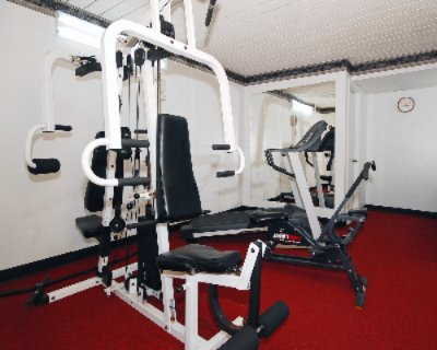 Exercise Room With Carido Equipment 8 of 13