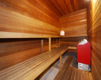 Melt Stress Away In Our Naturial Cedar Sauna 7 of 11