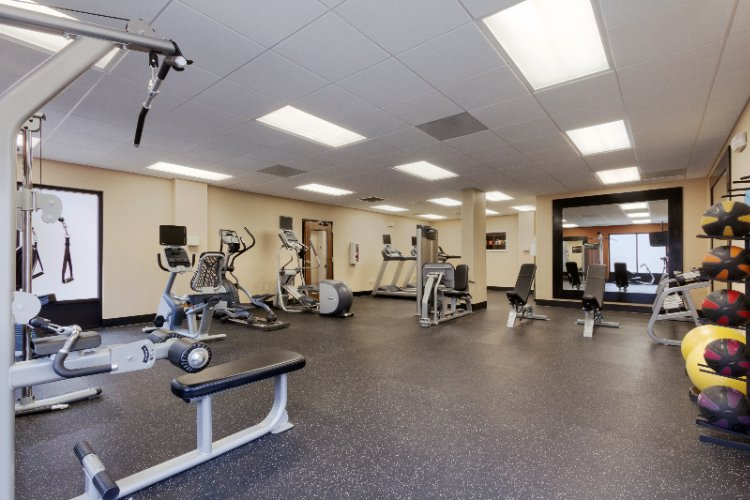 New Expanded Fitness Center 14 of 16