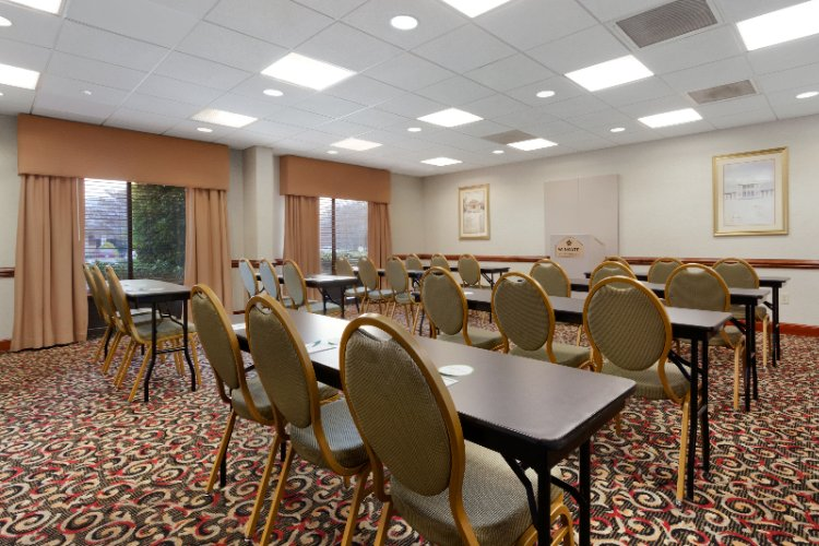 50 Person Asheville Meeting Room 16 of 16